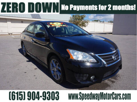 2014 Nissan Sentra for sale at Speedway Motors in Murfreesboro TN