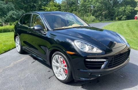 2013 Porsche Cayenne for sale at Shedlock Motor Cars LLC in Warren NJ