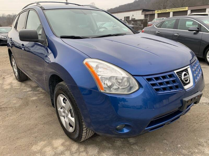 2008 Nissan Rogue for sale at Ron Motor Inc. in Wantage NJ
