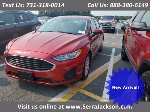 2020 Ford Fusion for sale at Serra Of Jackson in Jackson TN