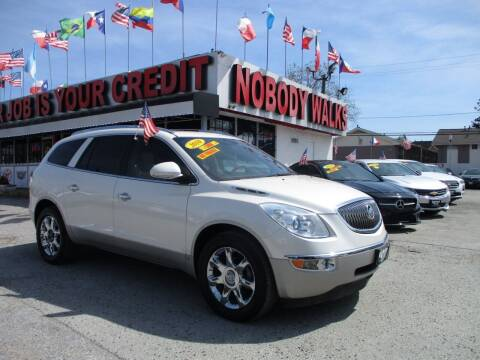 2010 Buick Enclave for sale at Giant Auto Mart 2 in Houston TX