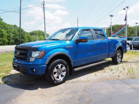 2014 Ford F-150 for sale at Patriot Motors in Cortland OH