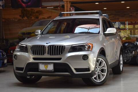 2011 BMW X3 for sale at Chicago Cars US in Summit IL