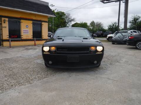 2012 Dodge Challenger for sale at N & A Metro Motors in Dallas TX