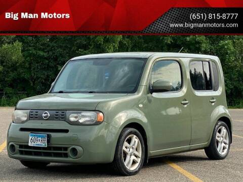 2009 Nissan cube for sale at Big Man Motors in Farmington MN