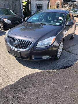 2011 Buick Regal for sale at Z & A Auto Sales in Philadelphia PA