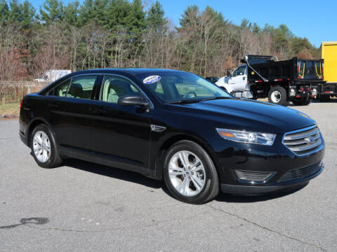 2018 Ford Taurus for sale at Ken Wilson Ford in Canton NC