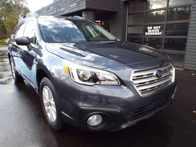 2017 Subaru Outback for sale at Carena Motors in Twinsburg OH