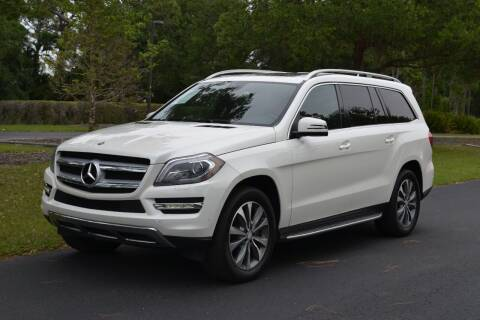 2014 Mercedes-Benz GL-Class for sale at GulfCoast Motorsports in Osprey FL
