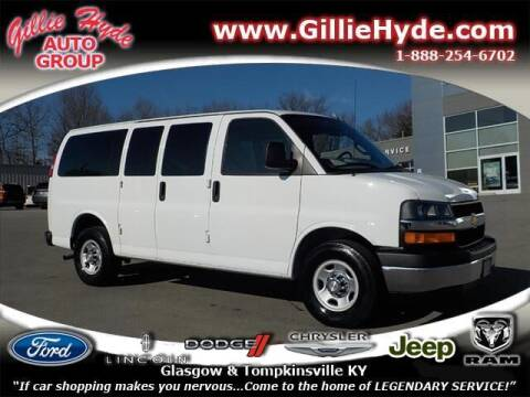 2018 Chevrolet Express Passenger for sale at Gillie Hyde Auto Group in Glasgow KY