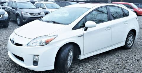 2011 Toyota Prius for sale at Premier Auto & Parts in Elyria OH