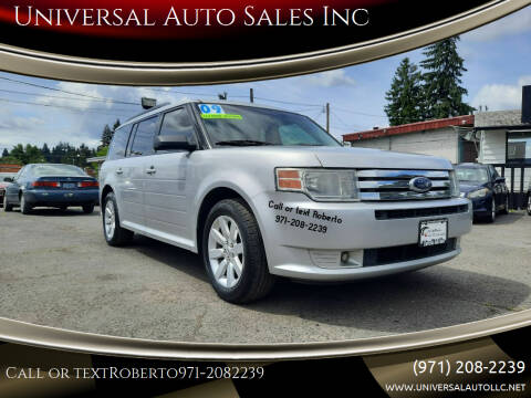 2009 Ford Flex for sale at Universal Auto Sales Inc in Salem OR