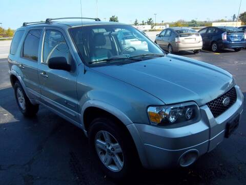 2005 Ford Escape for sale at Brian's Sales and Service in Rochester NY