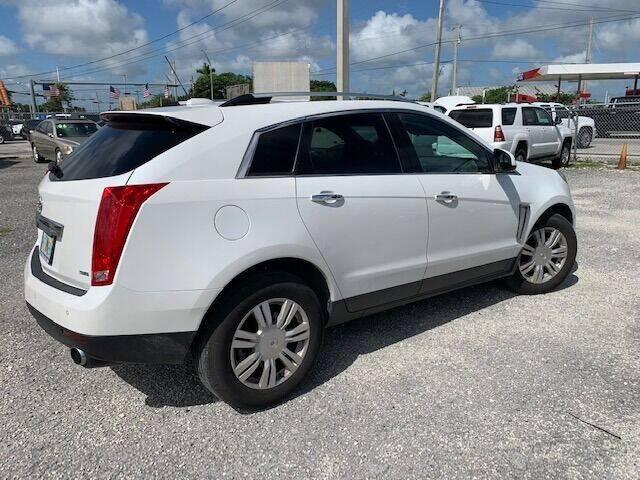 2016 Cadillac SRX for sale at VC Auto Sales in Miami FL