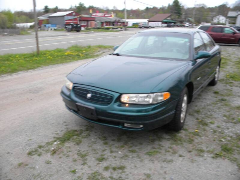 2001 Buick Regal for sale at Discount Auto Sales in Monticello NY