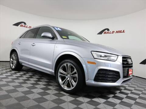 2016 Audi Q3 for sale at Bald Hill Kia in Warwick RI