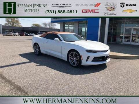 2016 Chevrolet Camaro for sale at Herman Jenkins Used Cars in Union City TN