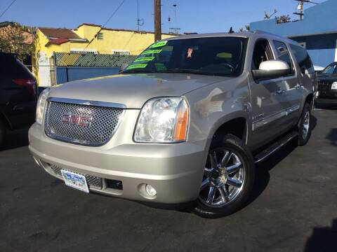 2008 GMC Yukon XL for sale at LA PLAYITA AUTO SALES INC in South Gate CA