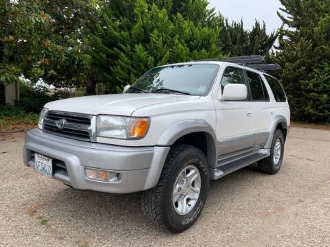 1999 Toyota 4Runner for sale at Santa Barbara Auto Connection in Goleta CA
