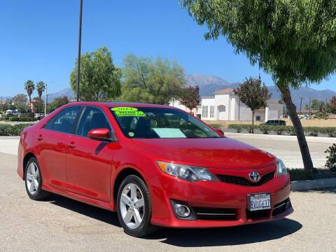 2014 Toyota Camry for sale at Esquivel Auto Depot in Rialto CA