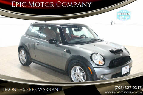 2008 MINI Cooper for sale at Epic Motor Company in Chantilly VA