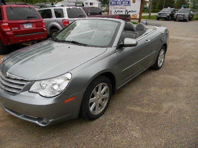 2008 Chrysler Sebring for sale at Northwest Auto Sales in Farmington MN