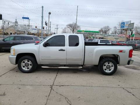 2010 Chevrolet Silverado 1500 for sale at Bob Boruff Auto Sales in Kokomo IN