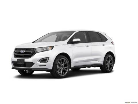 2016 Ford Edge for sale at TEX TYLER Autos Cars Trucks SUV Sales in Tyler TX