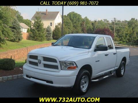 2010 Dodge Ram Pickup 1500 for sale at Absolute Auto Solutions in Hamilton NJ