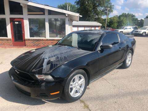 2011 Ford Mustang for sale at Auto Target in O'Fallon MO