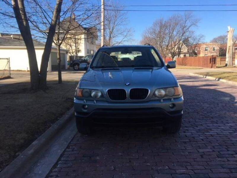 2002 BMW X5 for sale at RIVER AUTO SALES CORP in Maywood IL