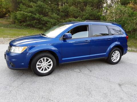 2015 Dodge Journey for sale at H P M Sales in Goffstown NH
