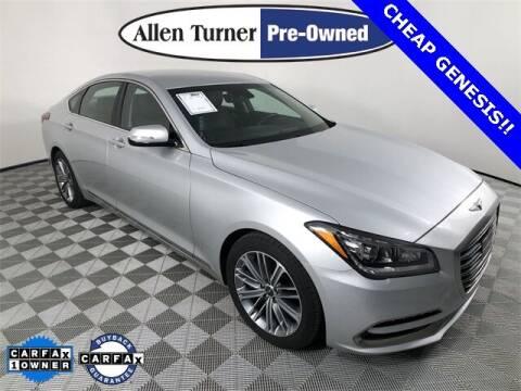 2018 Genesis G80 for sale at Allen Turner Hyundai in Pensacola FL