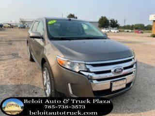 2013 Ford Edge for sale at BELOIT AUTO & TRUCK PLAZA INC in Beloit KS