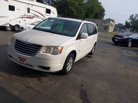 2008 Chrysler Town and Country for sale at NORTHERN MOTORS INC in Grand Forks ND