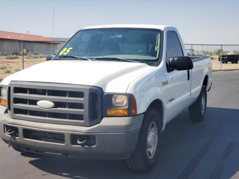 2005 Ford F-250 Super Duty for sale at FRESH TREAD AUTO LLC in Springville UT