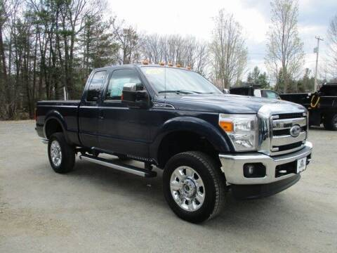 2015 Ford F-350 Super Duty for sale at MC FARLAND FORD in Exeter NH