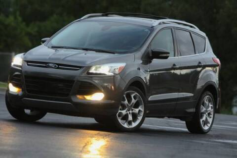 2015 Ford Escape for sale at MGM Motors LLC in De Soto KS