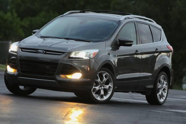 2015 Ford Escape for sale at MGM Motors LLC in De Soto KS