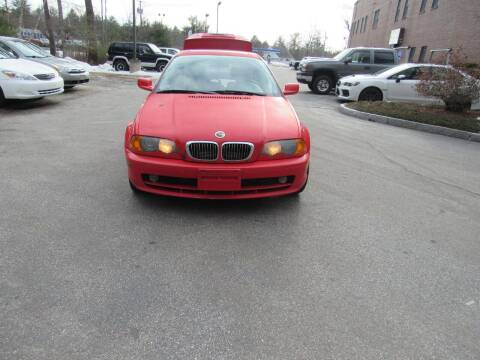 2000 BMW 3 Series for sale at Heritage Truck and Auto Inc. in Londonderry NH