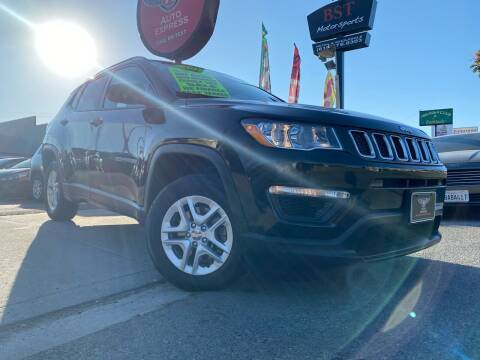 2018 Jeep Compass for sale at Auto Express in Chula Vista CA