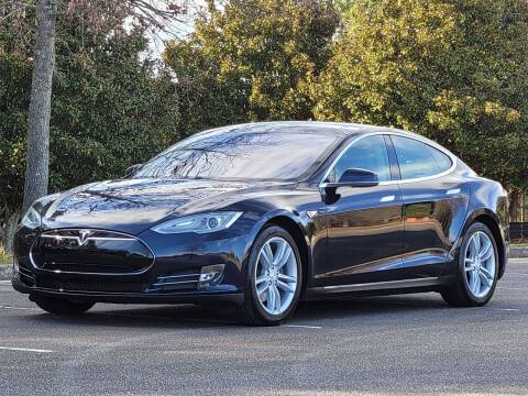 2013 Tesla Model S for sale at United Auto Gallery in Suwanee GA