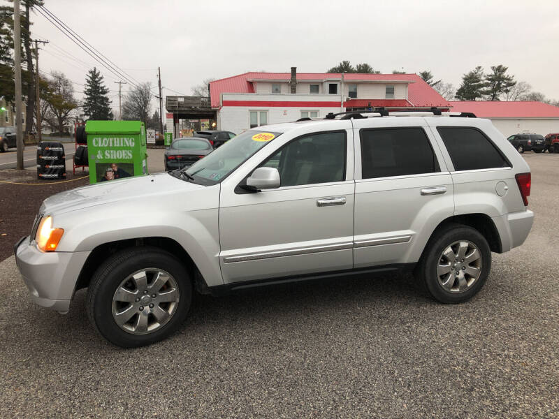 2010 Jeep Grand Cherokee for sale at On-Site Auto Sales & Service in York PA
