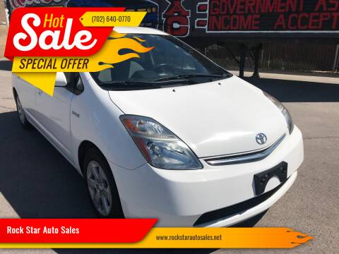 2009 Toyota Prius for sale at Rock Star Auto Sales in Las Vegas NV