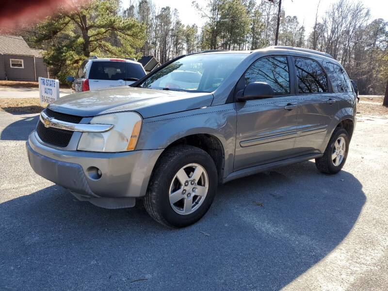 2006 Chevrolet Equinox for sale at Tri State Auto Brokers LLC in Fuquay Varina NC