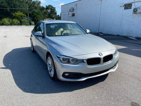 2018 BMW 3 Series for sale at LUXURY AUTO MALL in Tampa FL