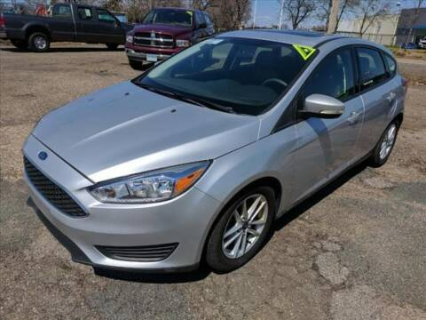 2015 Ford Focus for sale at CHRISTIAN AUTO SALES in Anoka MN