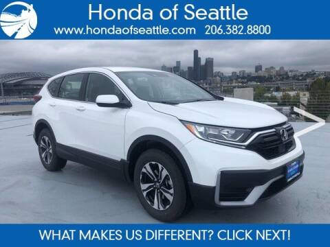 2021 Honda CR-V for sale at Honda of Seattle in Seattle WA