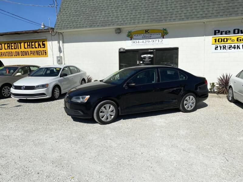 2014 Volkswagen Jetta for sale at Klett Automotive Group in Saint Augustine FL