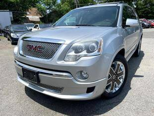 2012 GMC Acadia for sale at Rockland Automall - Rockland Motors in West Nyack NY